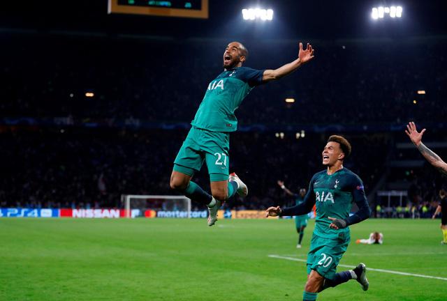 Moura lập hat-trick, Tottenham giật vé vào chung kết ở phút 90+6 - Ảnh 5.