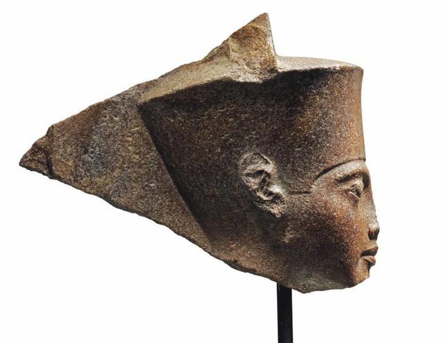 Nghi tượng Pharaoh bị đánh cắp, Ai Cập ngăn đấu giá ở London - Ảnh 2.