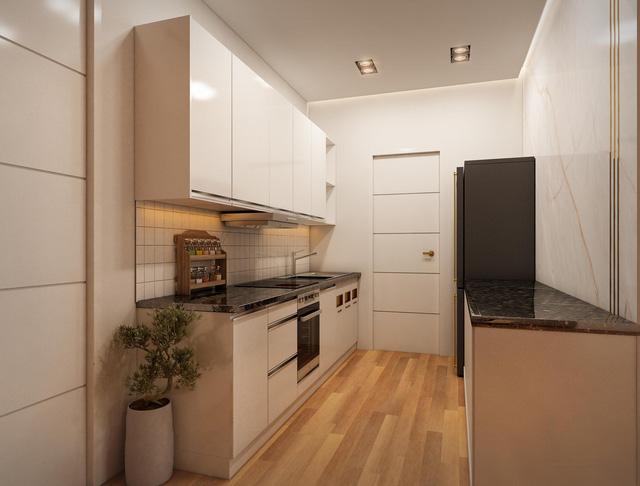 Căn bếp có thiết kế khắc phục nỗi khổ của người nội trợ - Ảnh 1.