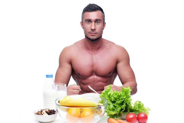 Ăn như thế nào để có cơ bắp? - Ảnh 1.