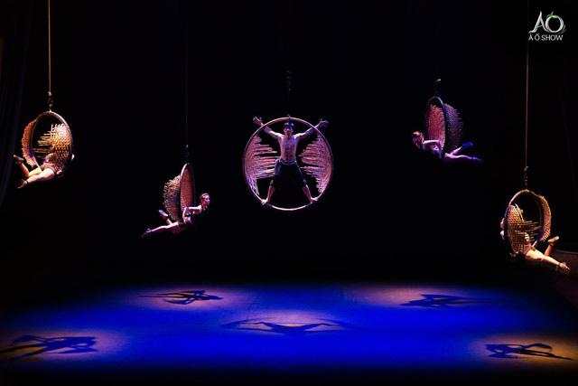 Chương trình biểu diễn nghệ thuật xiếc tre của Việt Nam tại Sydney - Ảnh 3.