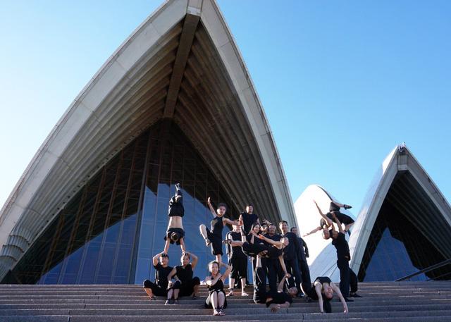 Chương trình biểu diễn nghệ thuật xiếc tre của Việt Nam tại Sydney - Ảnh 6.