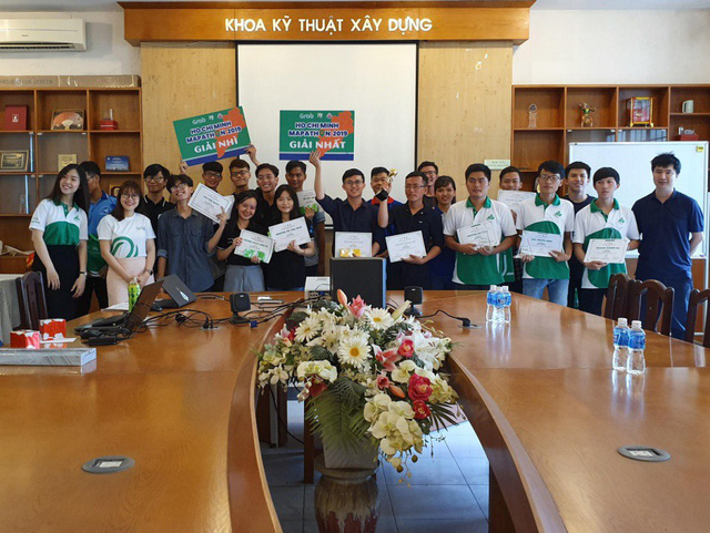 Cuộc thi dành cho các sinh viên đam mê bản đồ - Ảnh 1.