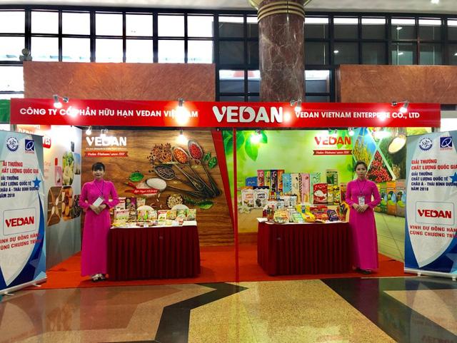 Vedan Việt Nam nhận Giải Vàng Chất lượng Quốc gia năm 2018 - Ảnh 3.