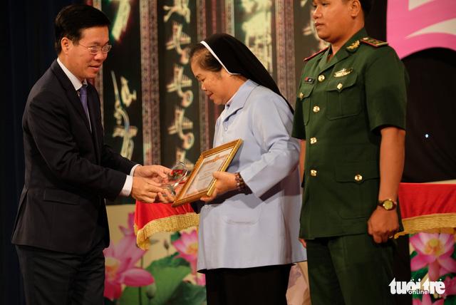 Học tập và làm theo tấm gương đạo đức Hồ Chí Minh: Ươm mầm điều thiện - Ảnh 1.