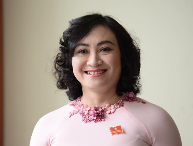 Bà Phan Thị Thắng được bầu làm phó chủ tịch HĐND TP.HCM - Ảnh 1.