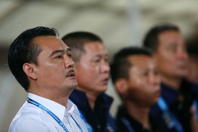Ông Nguyễn Quốc Hội rời ghế chủ tịch CLB Hà Nội - Ảnh 1.