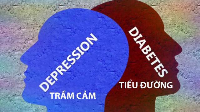 Mối liên quan giữa trầm cảm và tiểu đường - Ảnh 1.