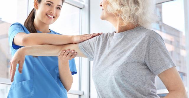 Phục hồi chức năng cho bệnh nhân viêm khớp - Ảnh 1.