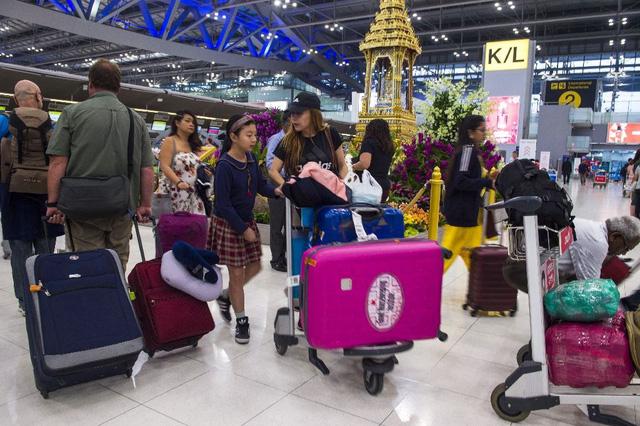 Quy định mới về hải quan với hành khách đi máy bay đến Thái Lan - Ảnh 1.