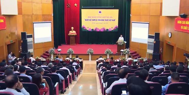Doanh nghiệp nỗ lực góp phần nâng cao giá trị thuốc Việt - Ảnh 1.