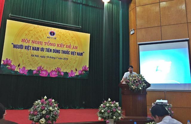Doanh nghiệp nỗ lực góp phần nâng cao giá trị thuốc Việt - Ảnh 2.