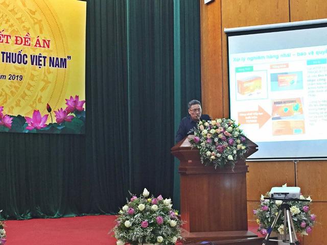 Doanh nghiệp nỗ lực góp phần nâng cao giá trị thuốc Việt - Ảnh 3.