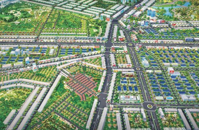 Xu hướng mới của bất động sản Bình Dương - Ảnh 3.