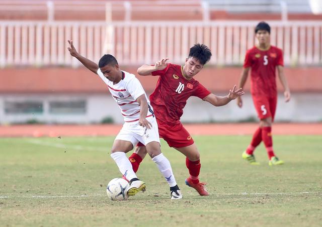 Thua U18 Campuchia, U18 Việt Nam dừng bước ở vòng bảng giải đấu trên sân nhà - Ảnh 2.