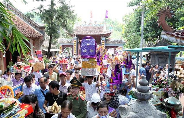 Lễ hội mùa Thu tại Lào Cai - Ảnh 1.