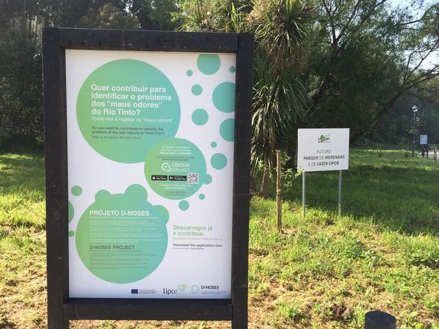 Châu Âu triển khai dự án bản đồ ô nhiễm mùi đầu tiên trên thế giới - Ảnh 1.