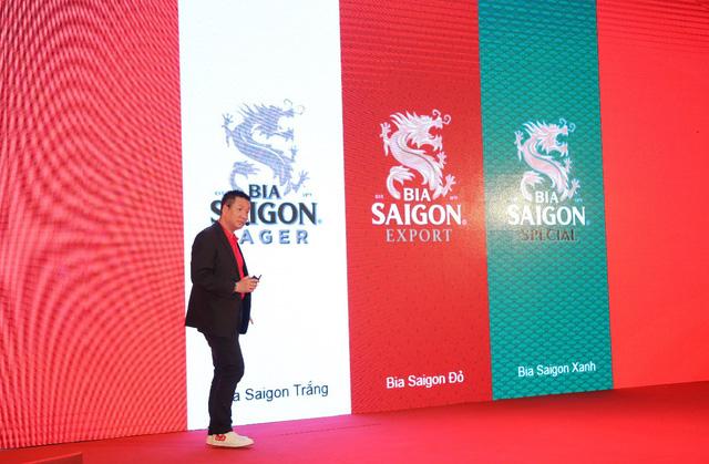 SABECO tái ra mắt thương hiệu Bia Saigon - Ảnh 2.