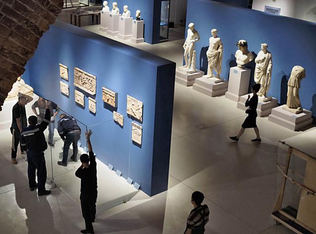 Bảo tàng quan trọng vì trình độ trí tuệ đang sụt giảm - Ảnh 5.