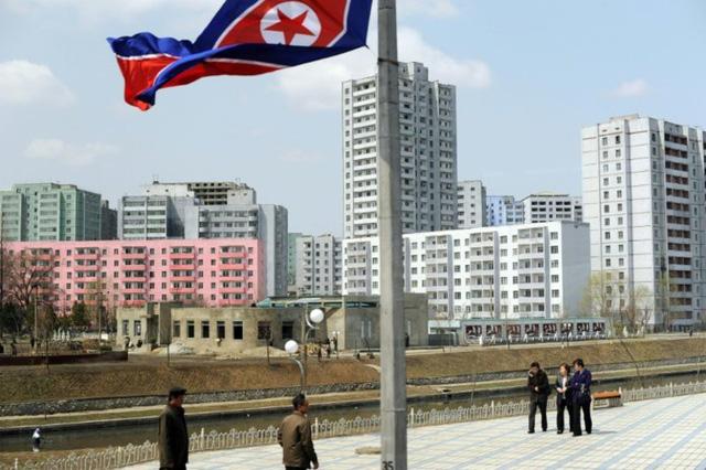 Hàn Quốc cân nhắc cung cấp hồ sơ chuyến thăm Triều Tiên cho công dân - Ảnh 1.
