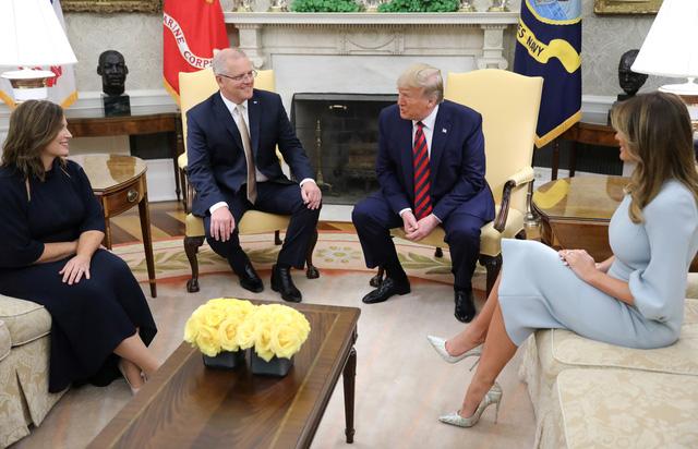 Ông Trump nói không cần đạt thỏa thuận với Trung Quốc trước bầu cử - Ảnh 1.