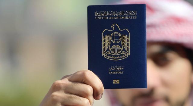 Hộ chiếu UAE tiếp tục giữ vị trí quyền lực nhất thế giới - Ảnh 1.