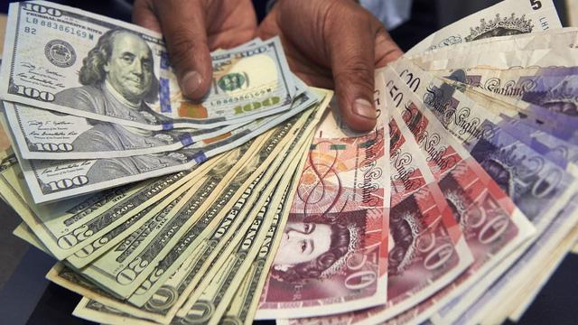 Đồng bảng Anh sẽ tăng hơn 3% so với USD trong năm nay - Ảnh 1.