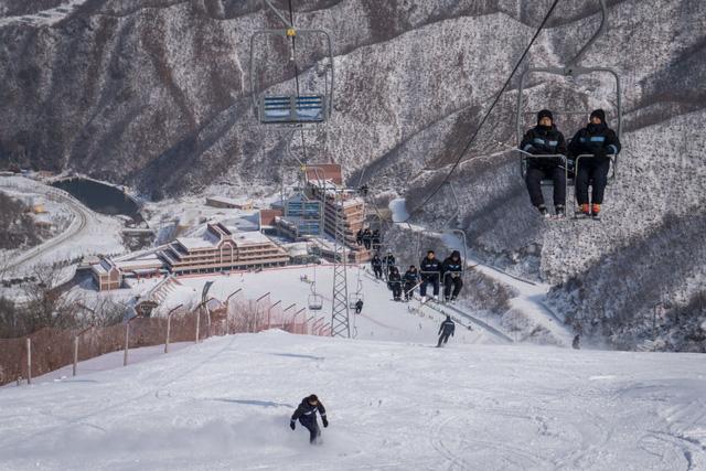 Triều Tiên thúc đẩy đa dạng hóa các tour du lịch - Ảnh 1.