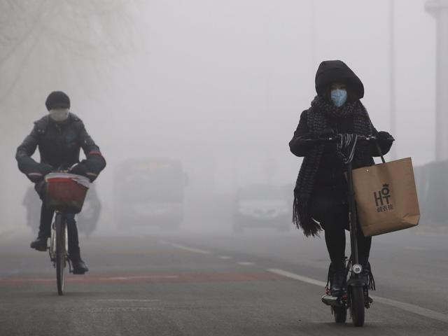 Thách thức mới trong cuộc chiến chống ô nhiễm tại Trung Quốc - Ảnh 1.