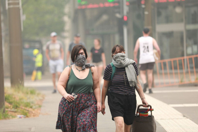 Ngành du lịch Australia thiệt hại 680 triệu USD do cháy rừng - Ảnh 1.
