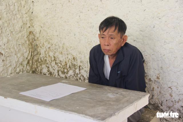 Bắt người đàn ông đánh thuốc mê cướp tài sản trên xe khách - Ảnh 1.