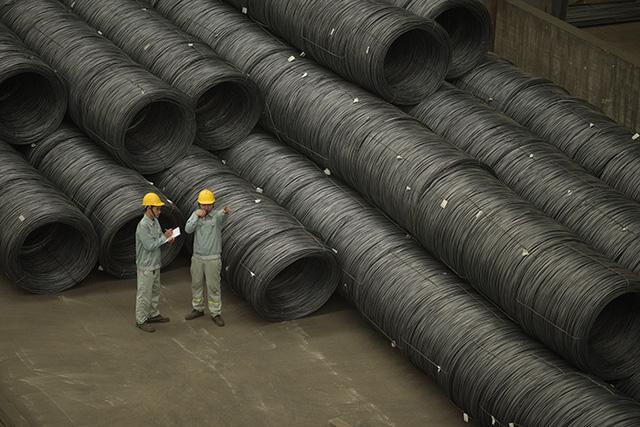 Tiêu thụ thép giảm 40%, lo thép Trung Quốc tràn sang hậu COVID-19 - Ảnh 1.