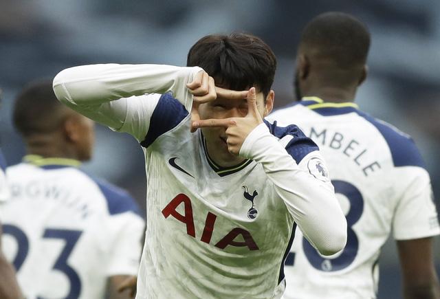 Chủ quan 10 phút cuối, Tottenham đánh rơi chiến thắng trước West Ham dù dẫn 3-0 - Ảnh 1.