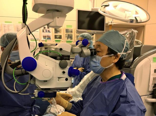 Nhật Bản cấy ghép tế bào thị giác từ tế bào gốc đa tiềm năng cảm ứng - Ảnh 1.