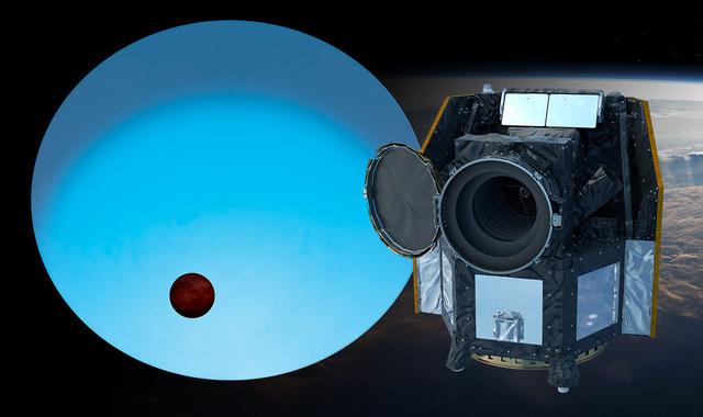 Phát hiện hành tinh nóng đến mức có thể khiến sắt bốc hơi - Ảnh 1.