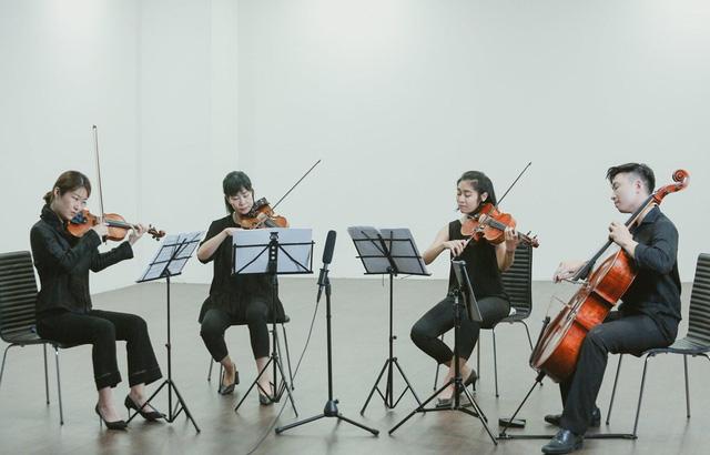 Tứ tấu dây sẽ trình diễn hòa nhạc miễn phí tại Trung tâm Văn hóa Nhật - Ảnh 1.