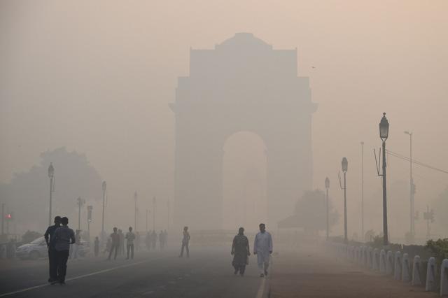 Gần 500.000 trẻ sơ sinh trên thế giới tử vong do không khí ô nhiễm - Ảnh 1.
