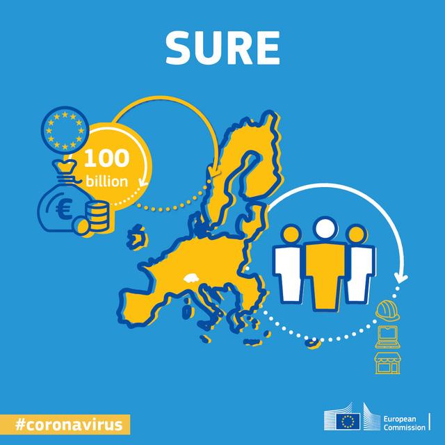 EU phát hành trái phiếu xã hội đầu tiên - Ảnh 1.