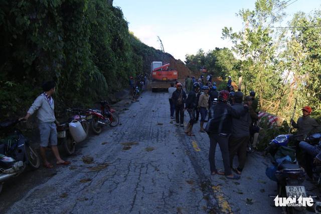 Cập nhật mới nhất ở Nam Trà My: Cả ngôi làng bị san phẳng, chúng tôi không thấy gì hết - Ảnh 2.