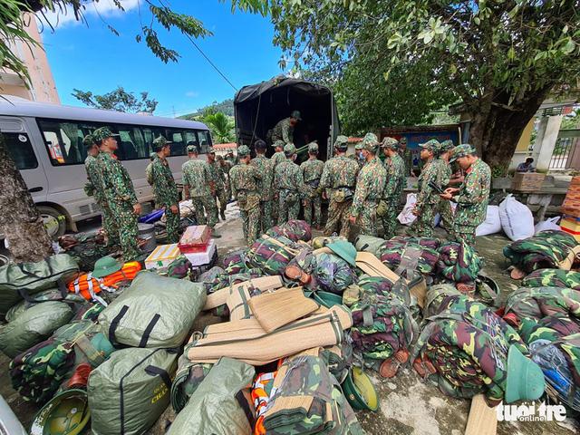 Sạt lở ở Quảng Nam: Đã tìm được 16 nạn nhân từ Trà Vân - Trà Leng  - Ảnh 2.