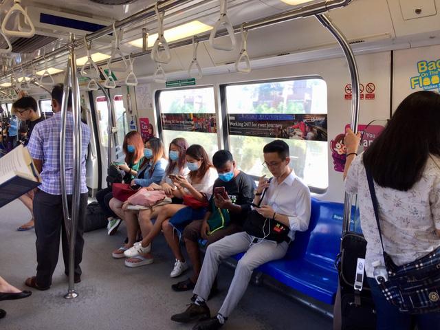 Singapore đứng đầu thế giới về hệ thống giao thông công cộng - Ảnh 1.
