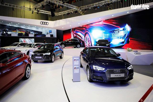 Audi triệu hồi mẫu xe A8L tại Việt Nam để sửa chữa lỗi - Ảnh 1.