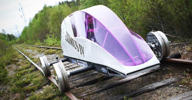 Phương tiện tiết kiệm năng lượng nhất thế giới - Ảnh 1.