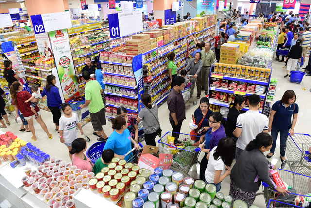 Saigon Co.op - Câu chuyện của nhà bán lẻ uy tín - Ảnh 1.