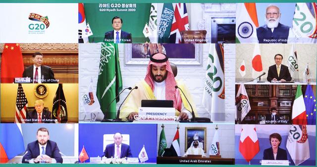 Thủ tướng Nguyễn Xuân Phúc kêu gọi các nước đoàn kết vượt qua COVID-19 tại G20 - Ảnh 3.