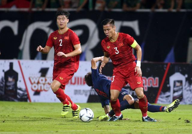Điểm tin thể thao tối 27-11: Không thi đấu, tuyển Việt Nam vẫn tăng hạng - Ảnh 1.