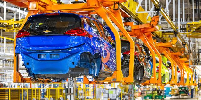 Ngày càng nhiều nước tìm cách tăng trưởng sản xuất xe điện - Ảnh 1.