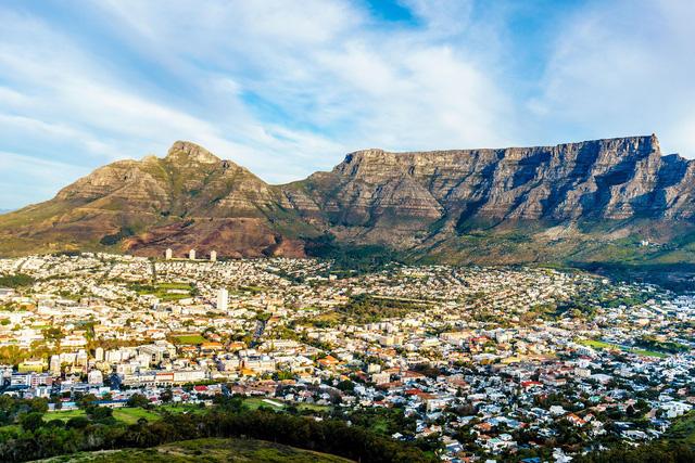 Giới khoa học Nam Phi gợi ý phun khí che mờ Mặt Trời, ngăn hạn hán - Ảnh 1.