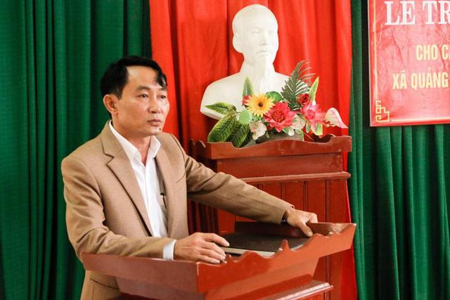 Danko Group trao Quỹ học bổng Danko cho các trường tại xã Quảng Giao, tỉnh Thanh Hóa - Ảnh 5.