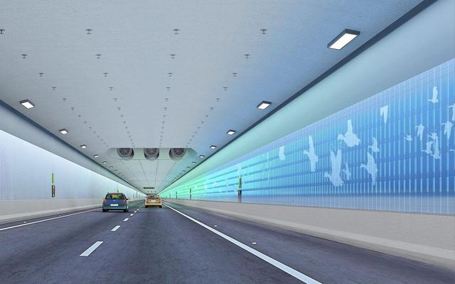 Đức làm dự án đường hầm vượt biển đến Đan Mạch dài nhất thế giới - Ảnh 1.